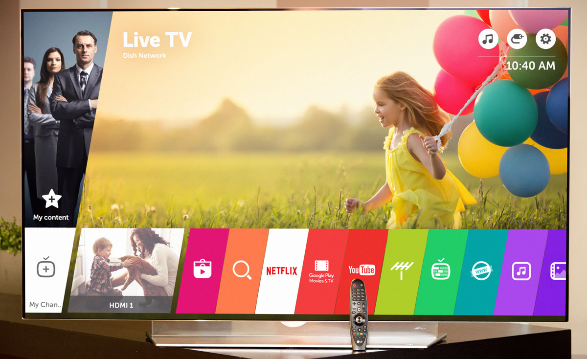Previous LG TVs will not get webOS 3 0 - will instead