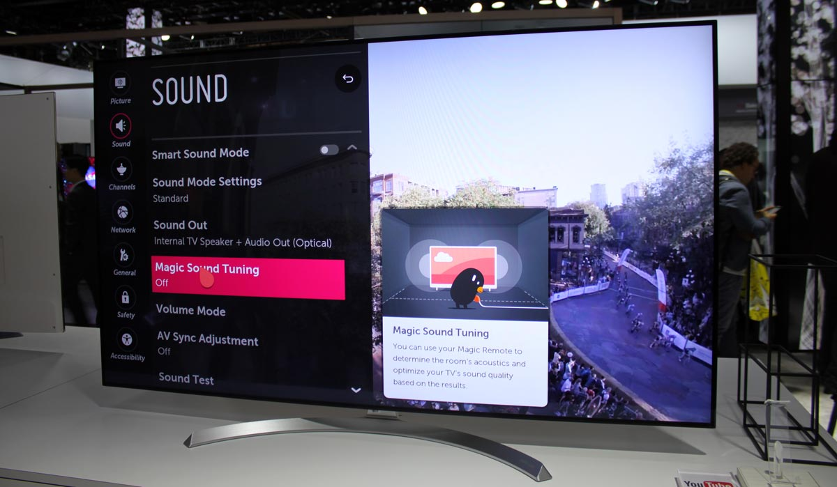 See what's new in LG's webOS 3 5 Smart TVs - FlatpanelsHD