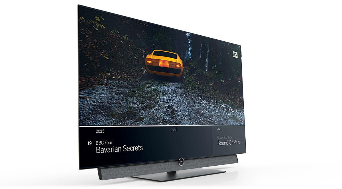 Loewe launches its most affordable u0026 most expensive OLED ...