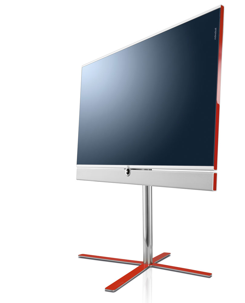 The new loewe individual tvs unveiled flatpanelshd - Soporte tv samsung ...