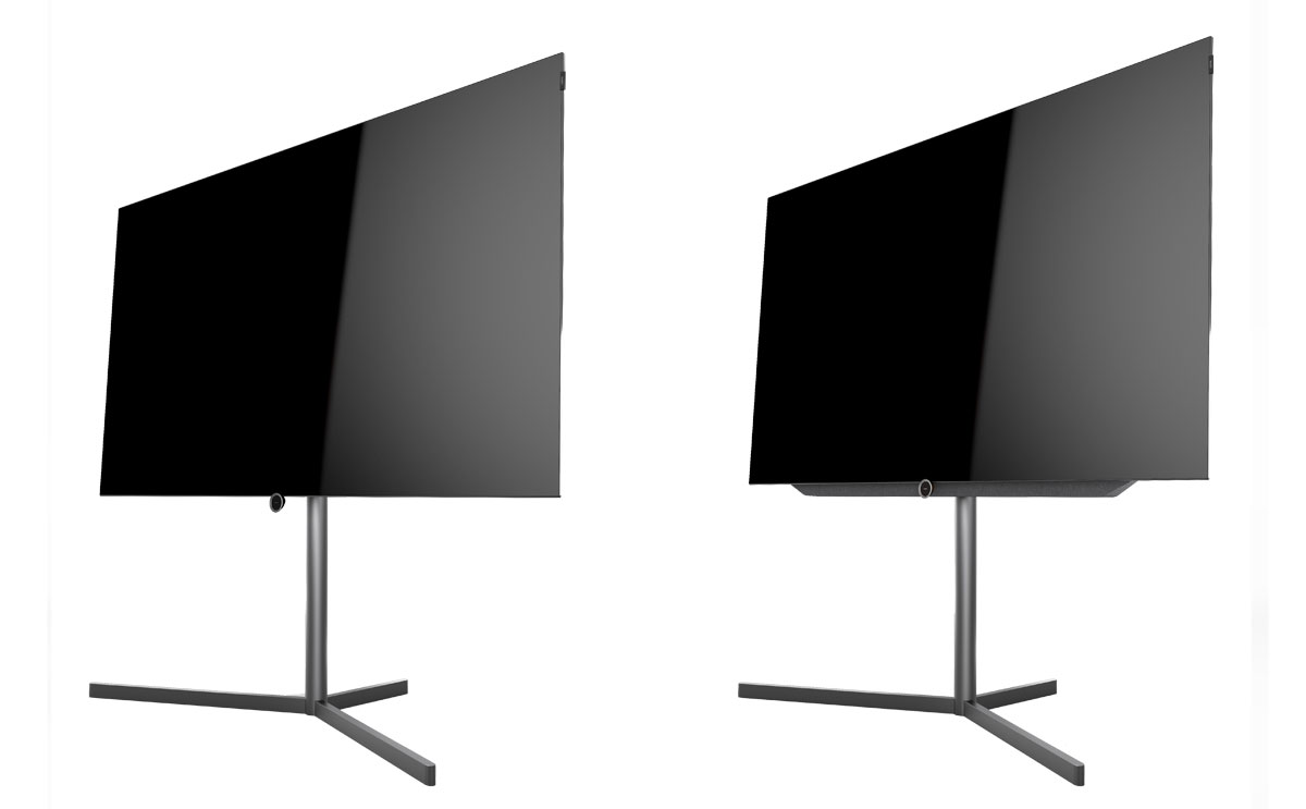 loewe unveils its first oled tv price starts at 4990 euro. Black Bedroom Furniture Sets. Home Design Ideas