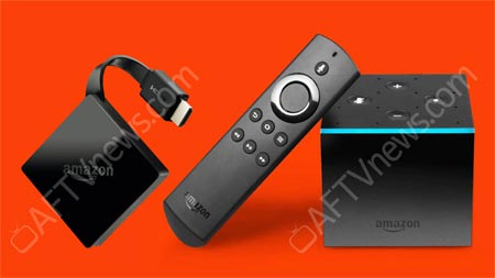 Amazon 2017 Fire TV