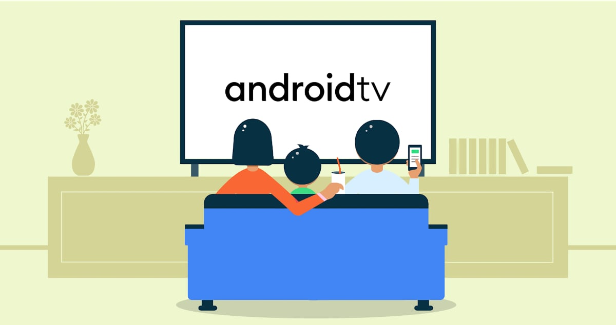 Android 11 for Android TV