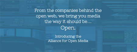 lliance for Open Media