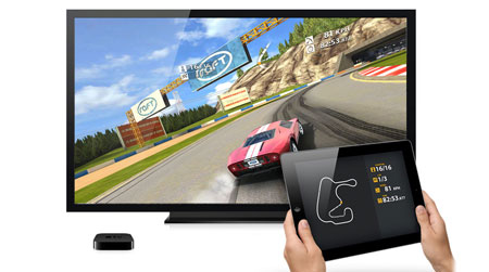 Apple TV gaming