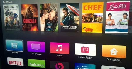 Apple TV updated with new user interface & HomeKit