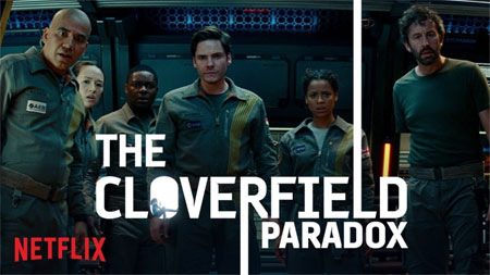 The Cloverfiled Paradox