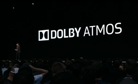 Dolby Atmos Apple TV