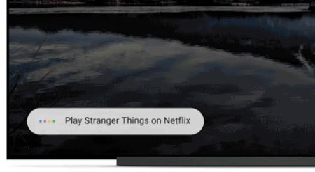 Google Assistant TV