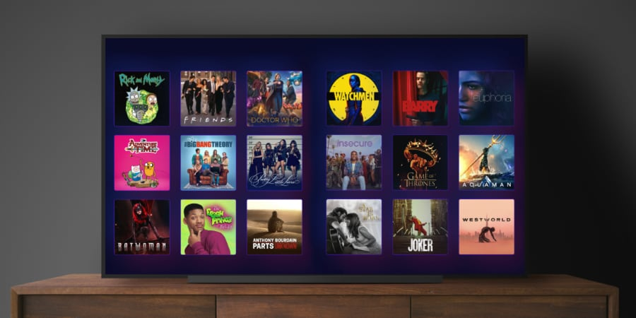 HBO Max Apple TV