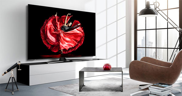 R I P QLED Alliance? Hisense launches its first OLED TVs