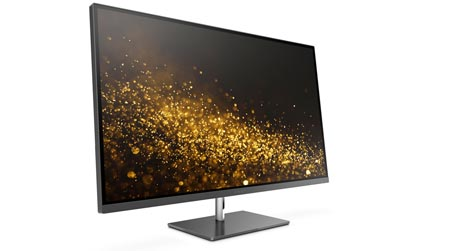 HP 4K Envy monitor