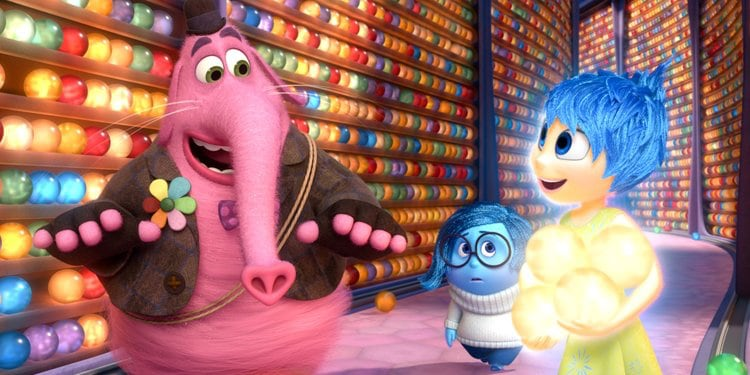 Inside Out 4K HDR