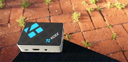 Kodi media center box
