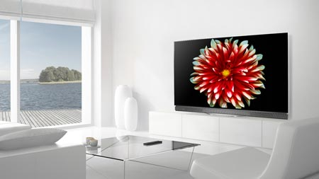LG E7 OLED review