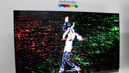 LG 2017 OLED gains promised Technicolor mode with latest