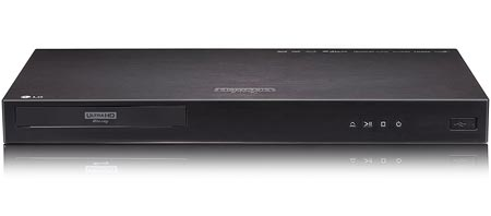 lg blu ray player. lg launches up970 uhd blu-ray player with dolby vision lg blu ray