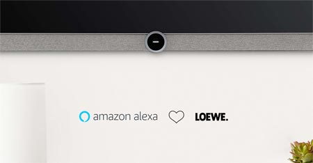 Loewe rolls out Alexa & new features with latest software - FlatpanelsHD