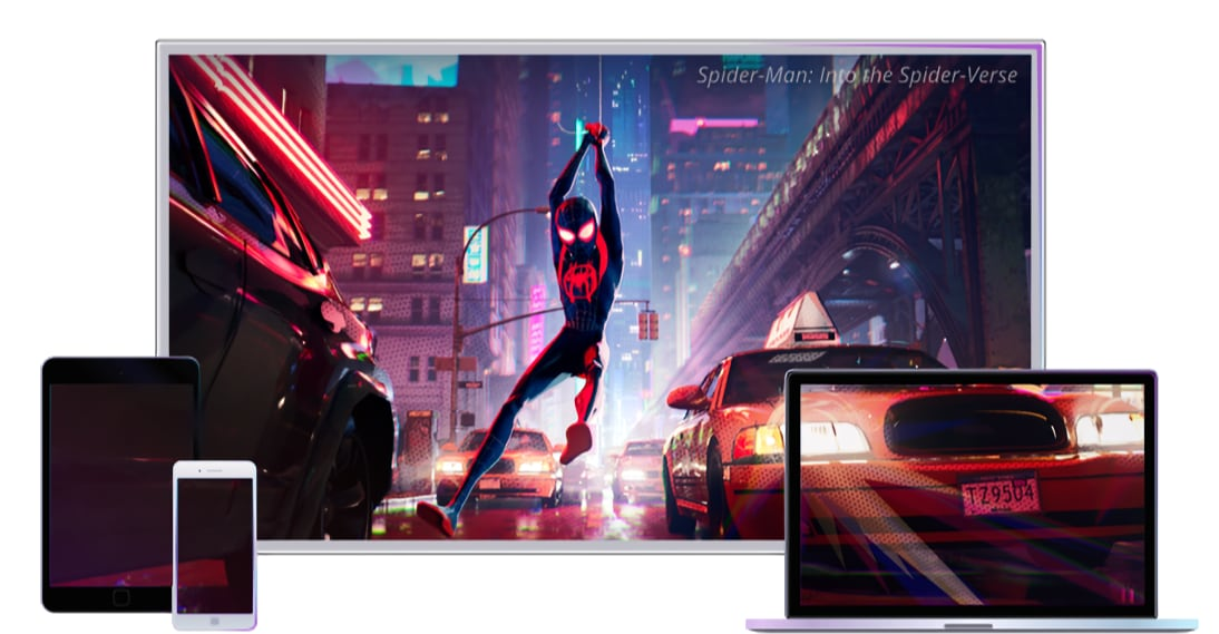 Movies Anywhere on LG TV