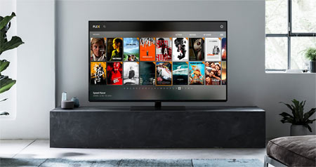 Plex on Panasonic TV