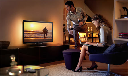 Philips 2010 TV line-up