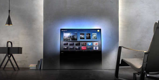 Philips 2013 TV line-up
