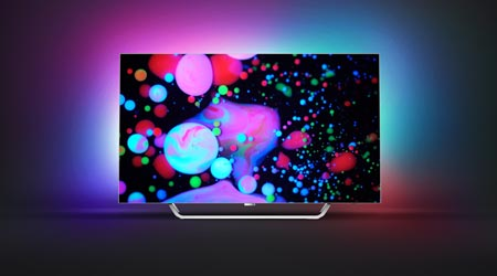 Philips 2017 TV line-up