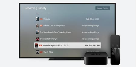 Plex DVR Apple TV