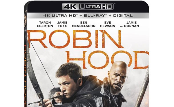 Robin Hood' is first UHD BD disc to include both Dolby Vision