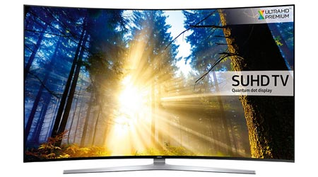Samsung KS9500 Europe