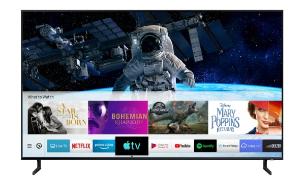Samsung TV AirPlay 2