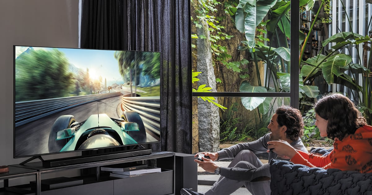 Samsung TV gaming