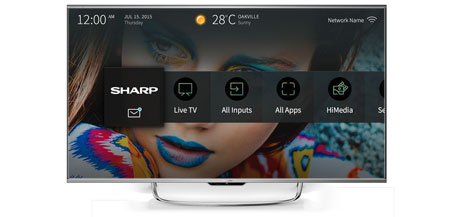 Sharp 2016 TV