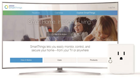 SmartThings TV
