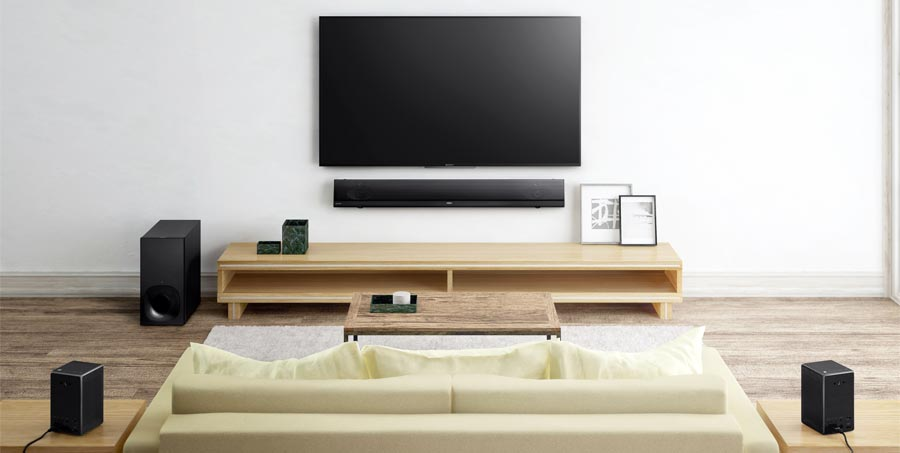 Review Sony Wireless Tv Sound Nt5 Zr5 Zr7