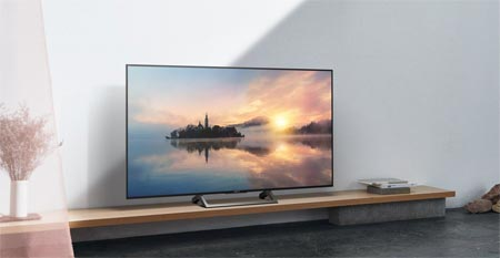 sony adds affordable xe70 4k range to 2017 tv line up. Black Bedroom Furniture Sets. Home Design Ideas