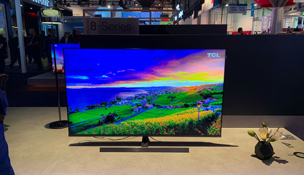 TCL miniLED LCD TVs