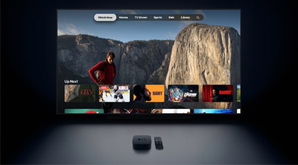 Apple TV app for LG TVs