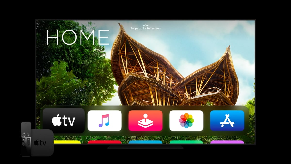 Apple TV tvOS 14