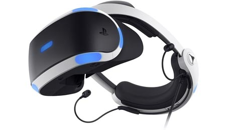 Updated PlayStation VR
