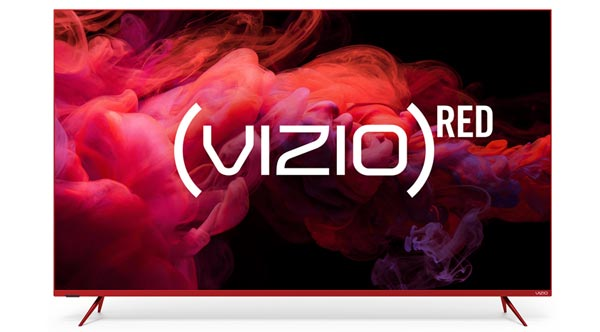 Vizio Product RED