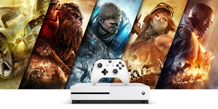 Xbox One S (& HDR gaming) review - FlatpanelsHD