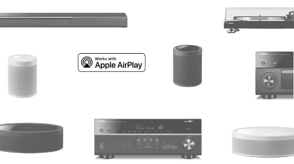 Yamaha Airplay 2