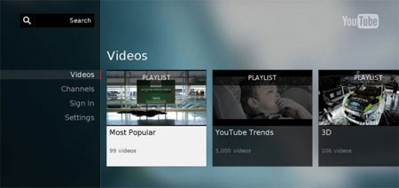 YouTube old UI