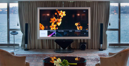 Bang and Olufsen 103-inch 3D TV