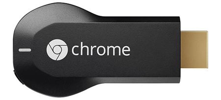 HBO, Hulu, Plex on Chromecast