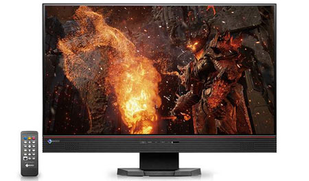 Eizo 240 Hz FG2421 review