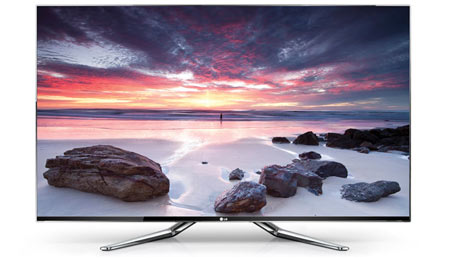 LG 2012 TV line-up - full overview