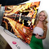 Flexible OLED TV