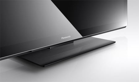 Panasonic 2011 plasma technology